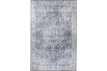108X156 Rug-Traditional Lustre Sheen Mocha