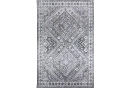 8'x10' Rug-Diamond Traditional Lustre Sheen Taupe