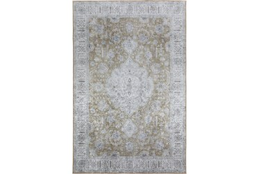 """1'7""""x2'5"""" Rug-Traditional Lustre Sheen Nugget"""