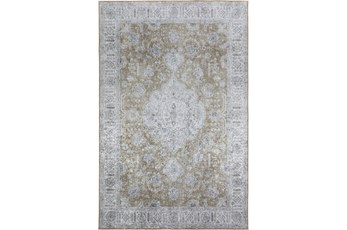 8'x10' Rug-Traditional Lustre Sheen Nugget