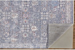 3'x5' Rug-Faded Traditional Moonlight