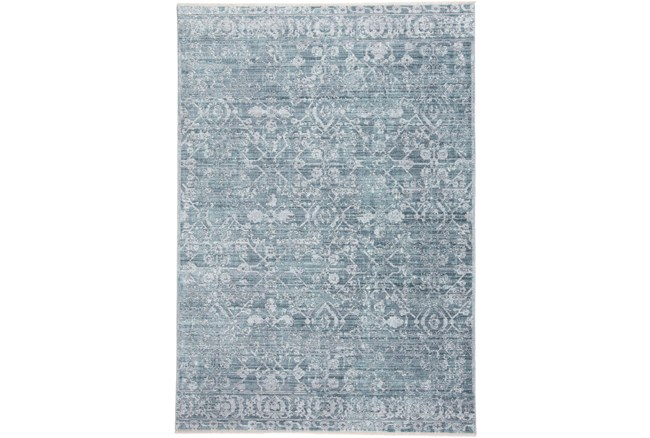 3'x5' Rug-Faded Transitional Blue/Turquoise - 360