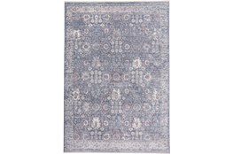 4'x6' Rug-Faded Traditional Moonlight