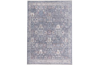 48X72 Rug-Faded Traditional Moonlight