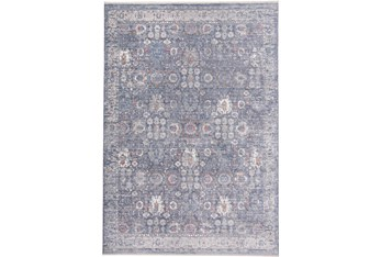 5'x8' Rug-Faded Traditional Moonlight