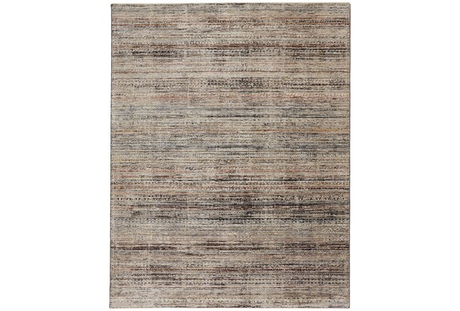 30X96 Rug-Antiqued Linear Taupe - 360