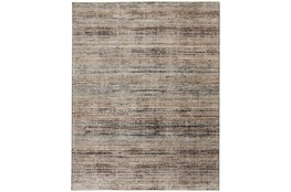 "9'5""x12'4"" Rug-Antiqued Linear Taupe"