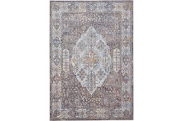 113X149 Rug-Tamarack Multi Charcoal Highlights Grey