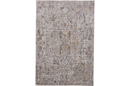 113X149 Rug-Tamarack Charcoal Highlights Grey