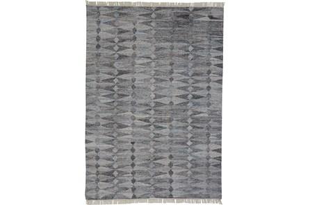 60X96 Rug-Tomlin Diamonds Grey