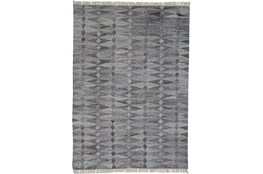 114X162 Rug-Tomlin Diamonds Grey