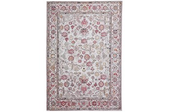 27X93 Rug-Tamarack Highlights Pink/Ivory/Charcoal