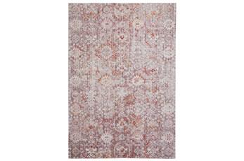 8'x10' Rug-Tamarack Highlights Pink/Grey/Charcoal