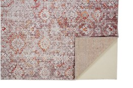 27X93 Rug-Tamarack Highlights Pink/Grey/Charcoal
