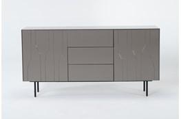 Jolie Grey 60 Inch TV Stand