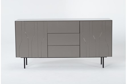 Jolie Grey 60 Inch TV Stand - Main