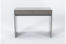"""Jolie Grey 40"""" Desk"""