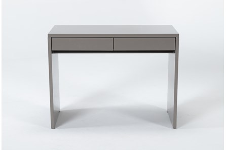 Jolie Grey Desk - Main