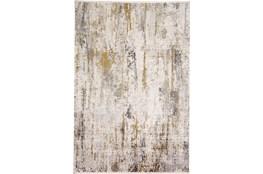 """7'8""""x11' Rug-Faux Bois Ivory/Grey"""