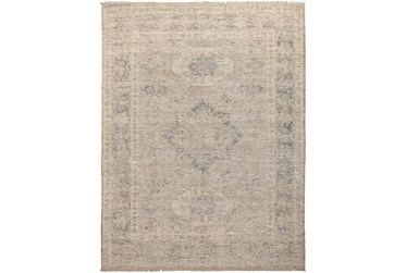 """3'5""""x5'5"""" Rug-Faded Traditional Sand"""