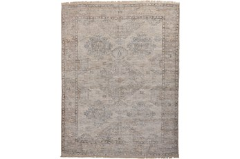 90X114 Rug-Faded Traditional Stone