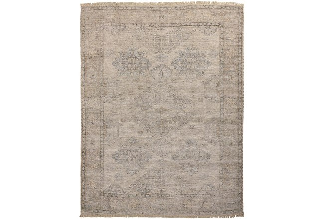 """7'5""""x9'5"""" Rug-Faded Traditional Stone - 360"""