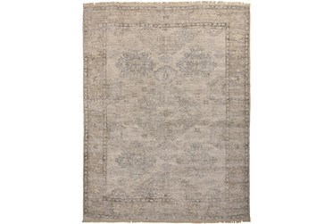 9'x12' Rug-Faded Traditional Stone