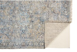 """7'5""""x9'5"""" Rug-Multi Faded Traditional Beige"""