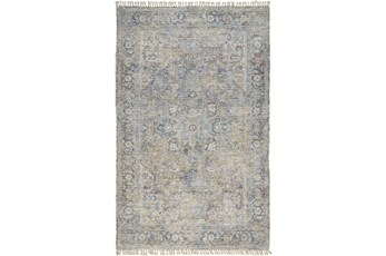 10'x14' Rug-Multi Faded Traditional Beige