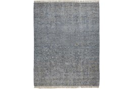 """5'x7'5"""" Rug-Multi Faded Traditional Blue"""