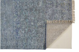 """7'5""""x9'5"""" Rug-Multi Faded Traditional Blue"""