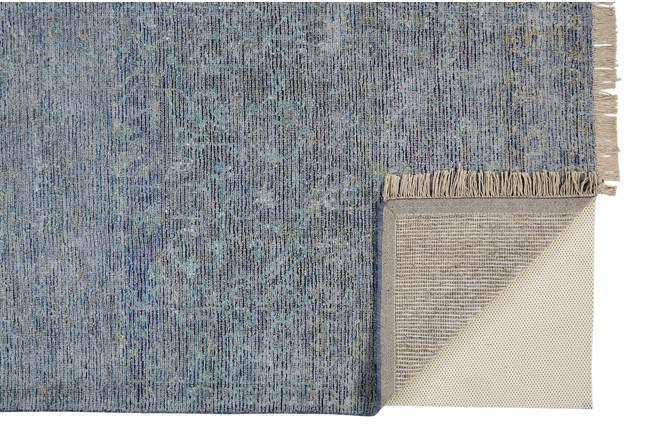 9'x12' Rug-Multi Faded Traditional Blue - 360