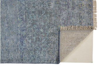 10'x14' Rug-Multi Faded Traditional Blue