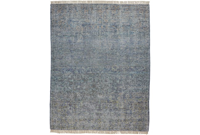 10'x14' Rug-Multi Faded Traditional Blue - 360