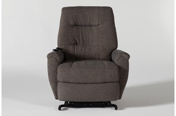 Rogan II Fabric Power-Lift Recliner