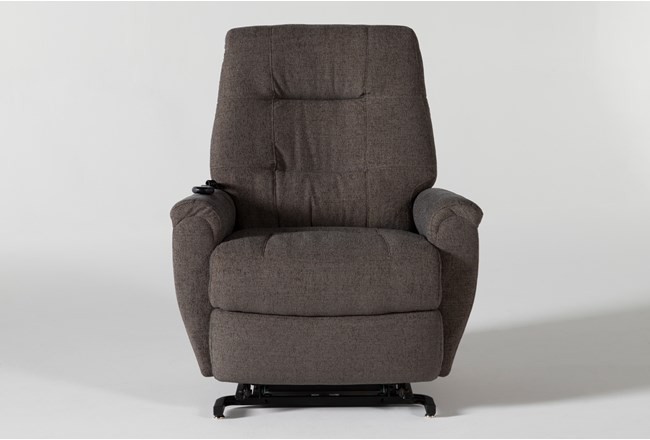 Rogan II Fabric Power-Lift Recliner - 360