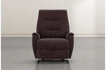 Rogan II Coffee Power-Lift Recliner