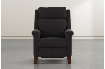 Jayden Flint Power Recliner With Power Headrest