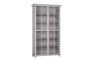 Recycled Pine White Wash Cabinet