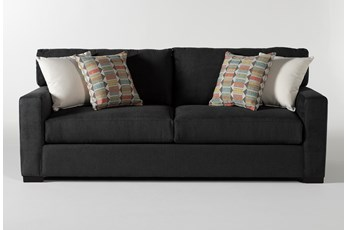 "Mercer Foam III 87.5"" Condo Sofa"