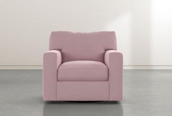 Mercer Peony Foam III Swivel Chair