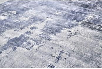 9'x12' Rug-Contempory Luxe Sheen Blue