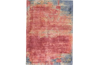 120X168 Rug-Contemporary Luxe Sheen Sunset
