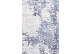 120X168 Rug-Contemporary Luxe Sheen Atlantic