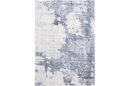 60X96 Rug-Contemporary Luxe Sheen Atlantic