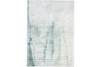 5'x8' Rug-Contemporary Luxe Sheen Green