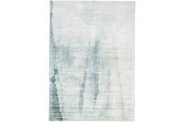 96X120 Rug-Contemporary Luxe Sheen Green