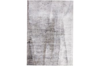 8'x10' Rug-Contemporary Luxe Sheen Grey