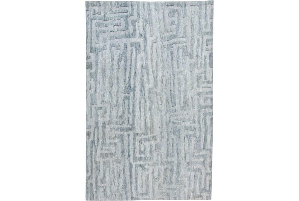 5'x8' Rug-Micro Fiber Tribal Abstract Mist