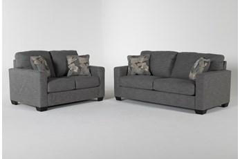 Tadley 2 Piece Living Room Set